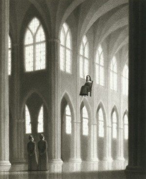 Chris Van Allsburg was one of my favorites.