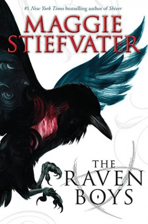 The Raven Boys, by  Maggie Stiefvater
