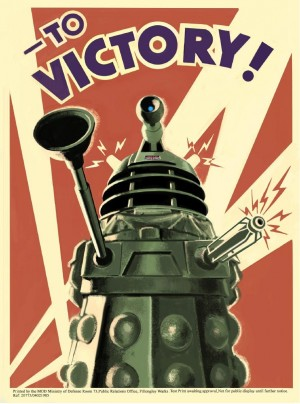 Victory through extermination!