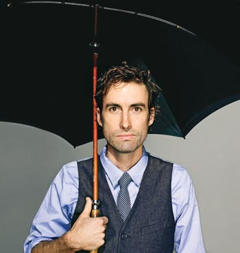 Andrew Bird, man of many melodies.