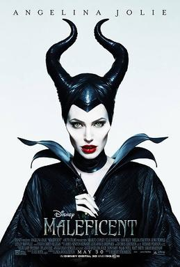 Maleficent.  Image belongs to Disney.