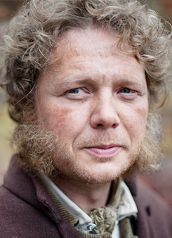 Joe Gargery, played in a BBC miniseries by Shaun Dooley